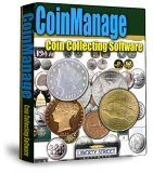 Purchase CoinManage coin inventory software on CD