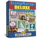StampManage Deluxe 2017 Stamp Collecting Software
