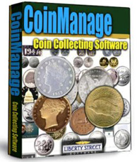 Purchase CoinManage Coin Collection Software