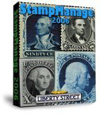 StampManage Stamp Collecting Software